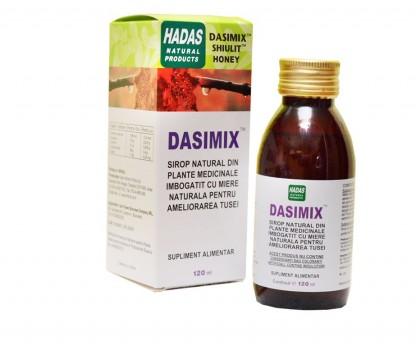 DASIMIX - Sirop de tuse natural , cu miere, pentru  copii si adulti